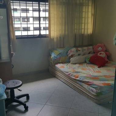 Fully Furnished Room for Rent @ B. Batok