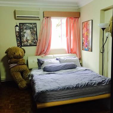 masterbedroom near SGH and Chinatown