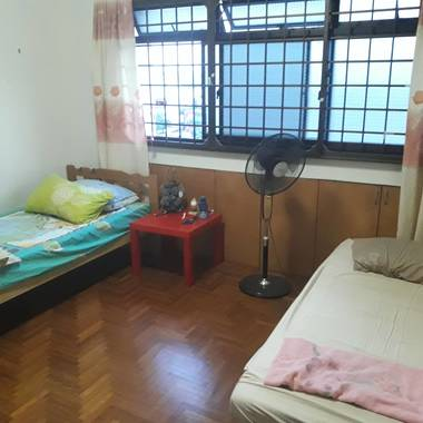 Shared Room For Rent - 287D Jurong East Street 21
