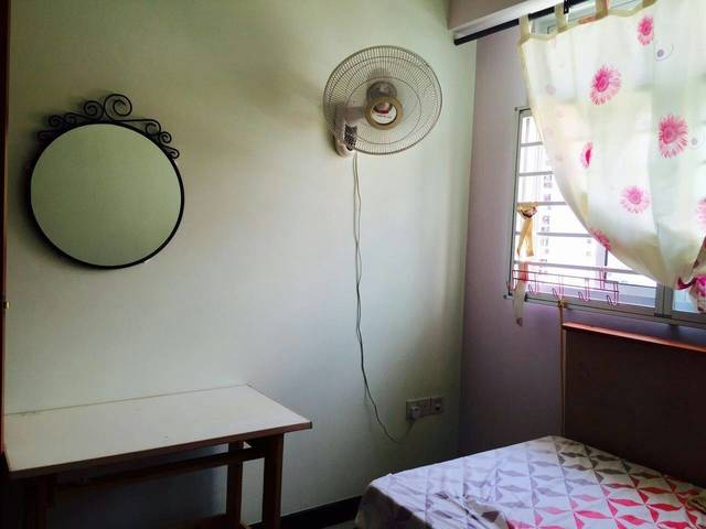 fajar common room for rent