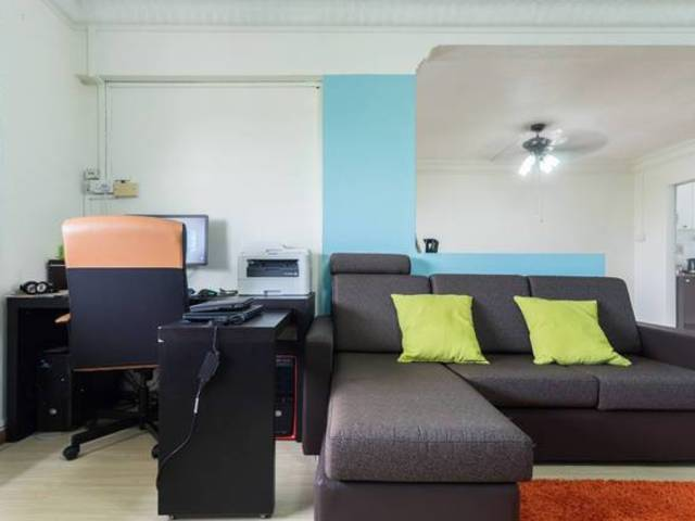 Cosy and clean rooms, walking distance to NTU