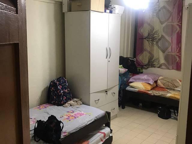Room for rent at Blk 8 Selegie Road