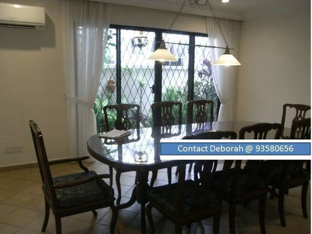 Whole house with 5 bedrooms for rent (near Kembangan MRT)