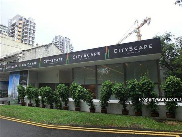 Common room for rent at CItyscape @ Farrer Park