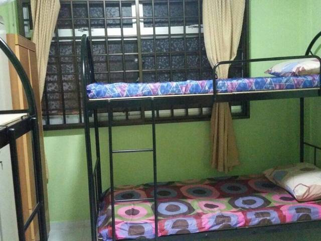 Bedspace for ladies