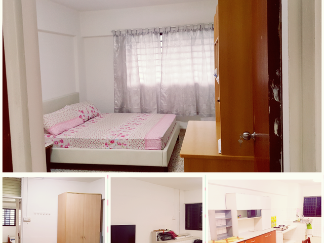 Common room for rent $430 @ 34 Marsiling Drive