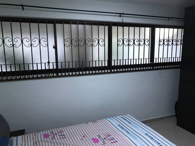 50 metres sheltered walk from Boon Keng MRT