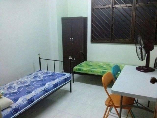 Common Room for Sharing (Lady) at Yew Tee / Choa Chu Kang