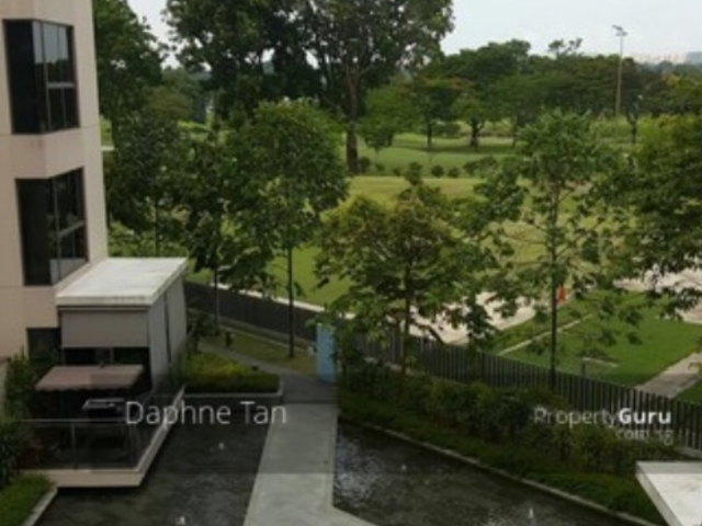 An entire brand new 2 bedder condominium unit which also consist of a living room and a kitchen