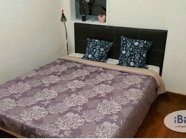 Two Cmn rooms for Rent at Springdale Condo Bt Timah, near UNISIM. - Available from Mid Nov