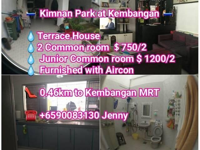 Kembangan Terrace 3× Common room