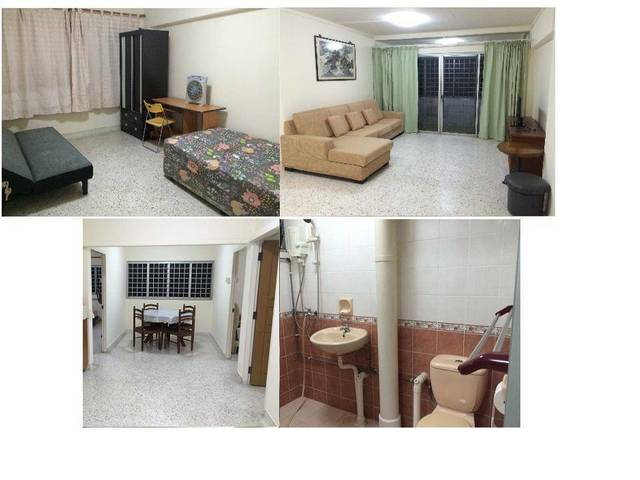 COMMON ROOM AVAILABLE at blk35 Marsiling Drive