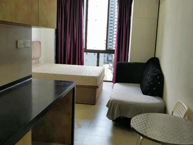 Bugis studio for rent