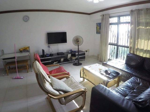 Shared common room in Clementi