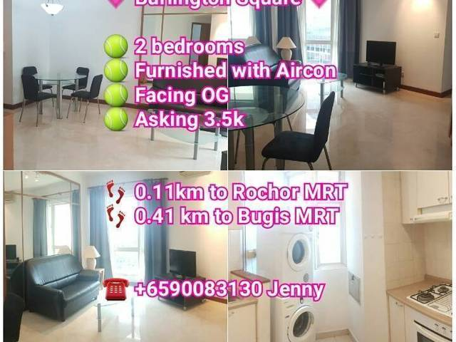 Bugis @ Burlington Square 2 bedroom