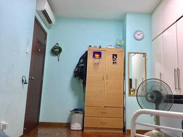 Condo common room at Rio Vista Hougang