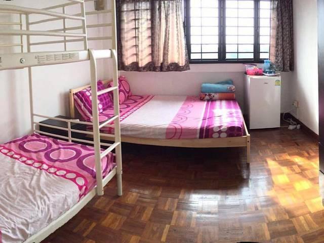 common room for rent at Normanton Park condo near KentRidge MRT, CommonWealth MRT, Buona Vista MRT