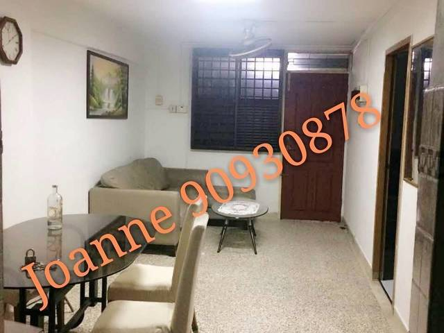 Blk 194 Kim Keat Ave 2+1 HDB bedders for Rent, immediately available !