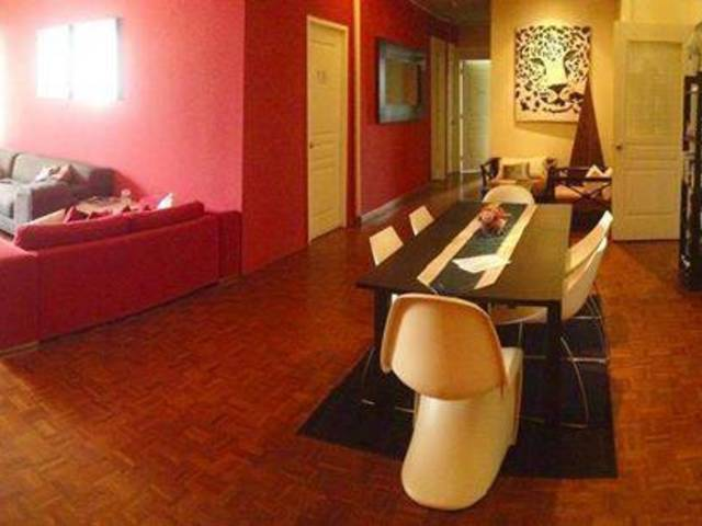 Master room at Orchard