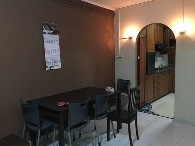 HDB: 3+1 Model 5I for Rent at Blk 419 Fajar Road  (near LRT: Fajar)