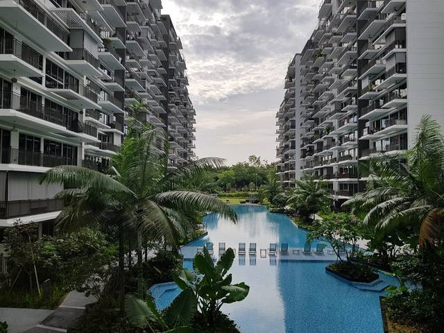 Tampines Central Citylife@Tampines Condo Studio for Rent 5min to MRT