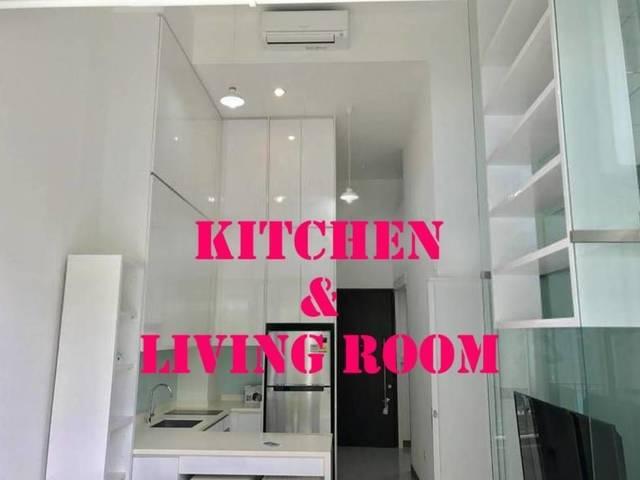 2 Loft bedroom ( ground floor )