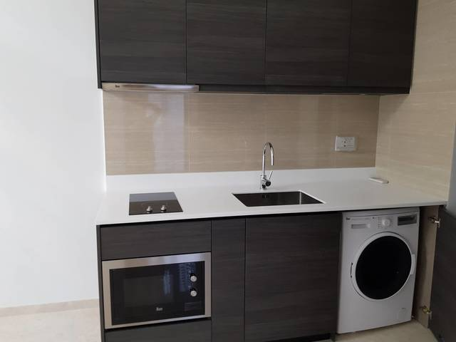 Brand New and very nice 2+1 Condo Apartment for Rent near SengKang area