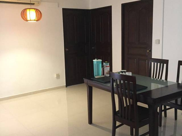 Negotiable terms on length of stay and rent