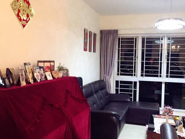 Single room to let - Hougang executive condo