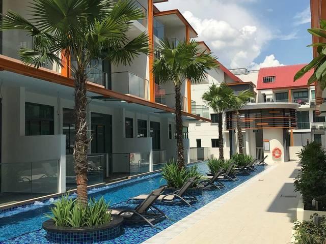 BRAND NEW SPACIOUS 1BR + Study condominium in AMK for rent!