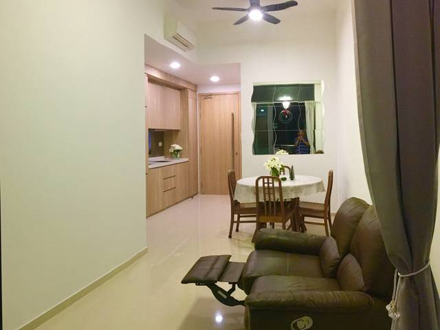Brand NEW 2+1 Bedrooms Condo For Rent at FloraView