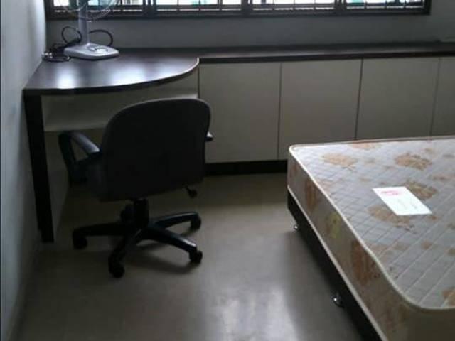 Master bed room @ Tiong Bahru for rent