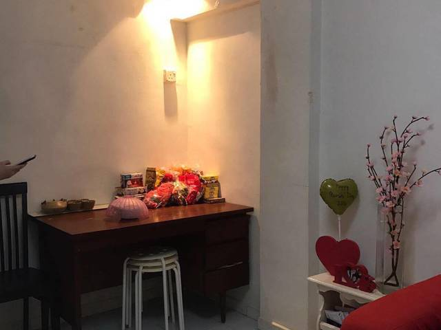 HDB 3room flat FOR RENT ( 1st January 2018)