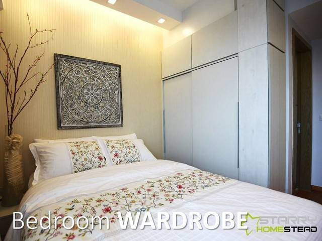Fully & Luxuriously Furnished 1 Bedroom with Living Room & Kitchenette for Rent