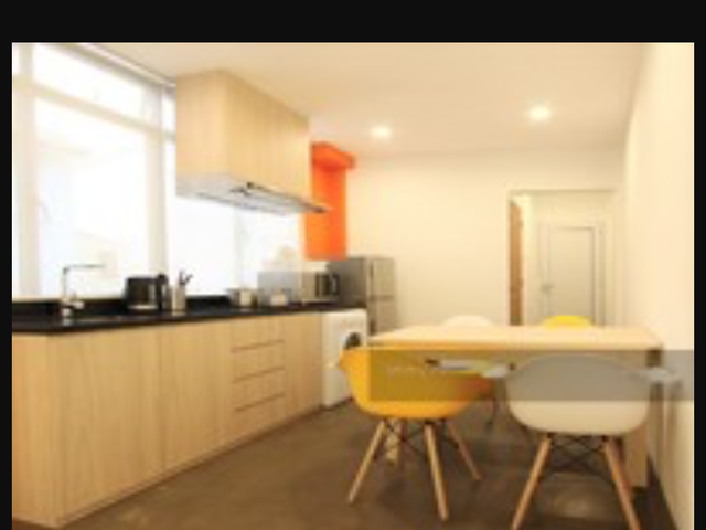 Newly refurnish Shophouse apartment for rent