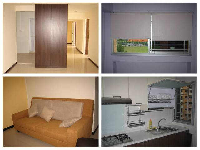 4BR, Fully Air-con unit for rent