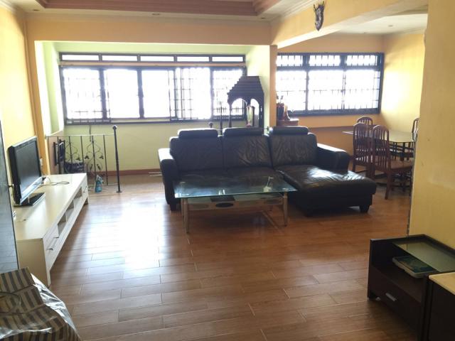 Whole Flat for Rent @ Blk 483 Choa Chu Kang Ave 5