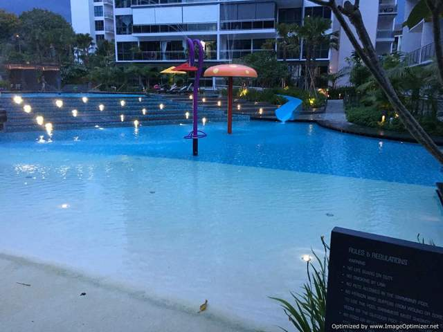 Common Room @ Parc Olympia - SGD 1000 all inclusive!