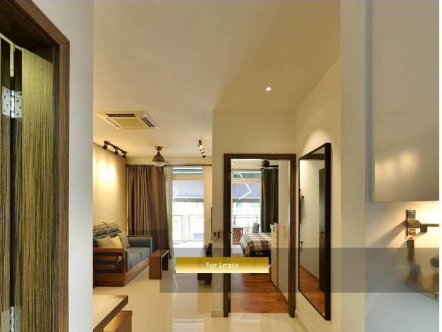 A tastefully-designed 2 bedroom unit awaits you @ Parc Rosewood Condo