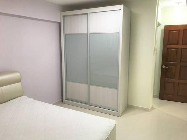 New Master Bedroom (Bathroom) - Great location in Bugis!