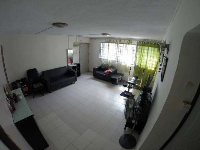 Common Room for Rent near East Coast
