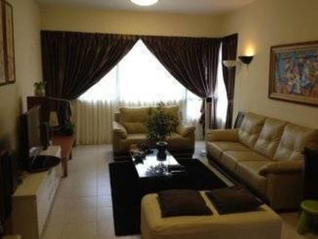 Central Green Condo (Tiong Bahru) 3-bedroom condo for RENT