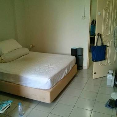 Master Bedroom at Tampines( 5 room HDB) (BLK 870)1stApril