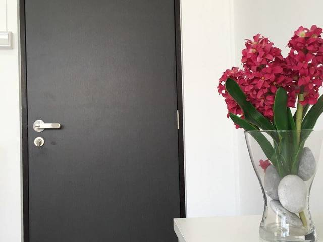 5 ROOMS + 6 TOILETS NEWLY RENOVATED WALK UP APARTMENT-MASIONETTE FOR RENT