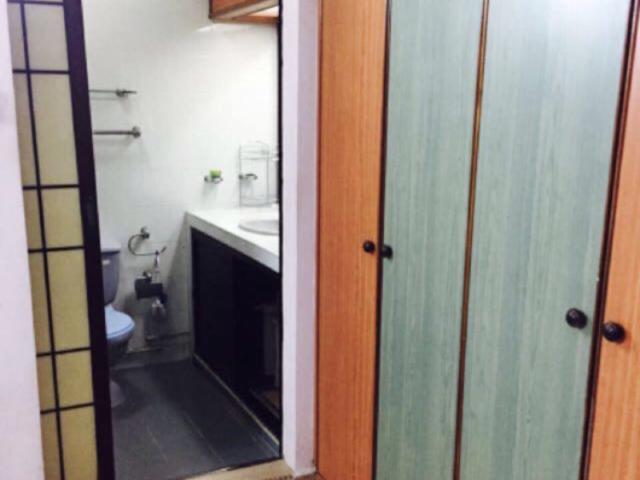 Master bedroom, just next to Sembawang mrt