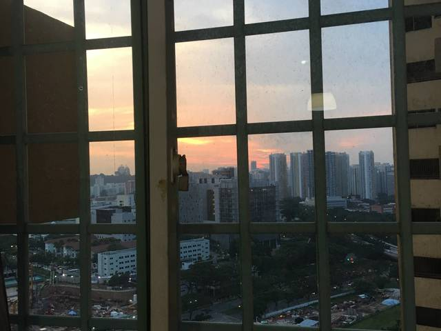 Bachelor Pad with attached dining & bathroom @Outram Park MRT