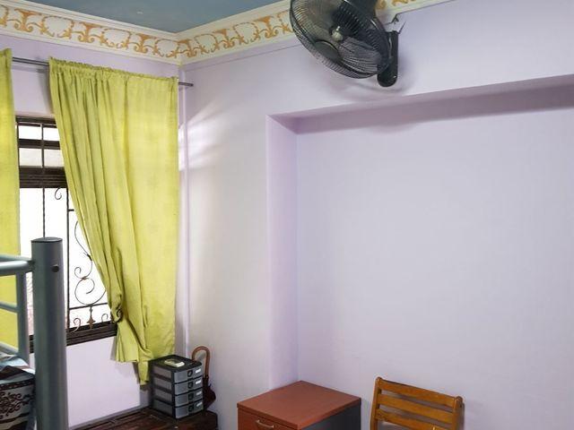 Share Room 12 Mins Walk Bukit Panjang MRT No Owner Stay Common Room