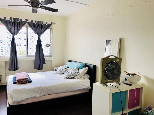 Cozy master bedroom at great location