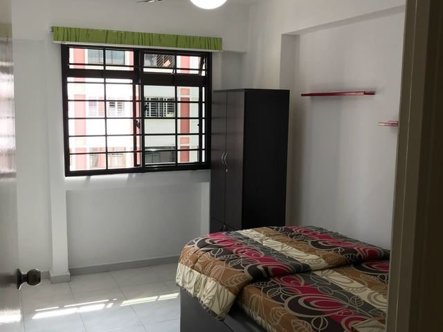 Can Cook 2 Common Room Near Yew Tee MRT FF AC Wifi