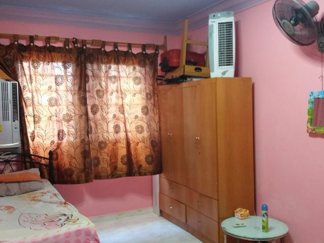 Blk 727 Jurong West Ave 5 -15 Mins Walk, To Pioneer MRT -Common Room -Fully Furnished Ac Wifi